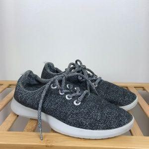 Allbirds • Wool Runners Natural Grey Women Size 9